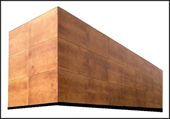 Sap Sistemi. Prodex, Prodema, facciate in legno, facciate rivestimenti in pannelli di legno ...